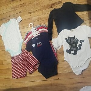 Other - New and like new baby 24 month clothing lot